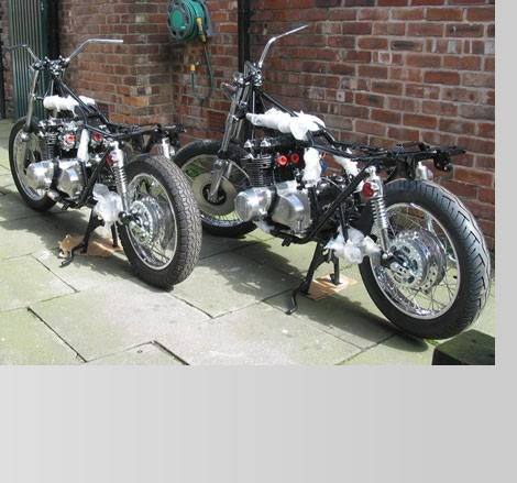 Kawasaki Z1 Restoration Projects